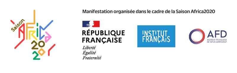 Manifestation organisée dans le cadre de la saison Africa 2020 : République Française, Institut Français, AFD 'Agence Française de Développement