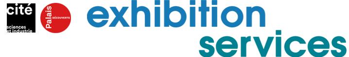 accueil site Exhibition services