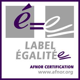 Label Égalité - AFNOR Certification - www.afnor.org